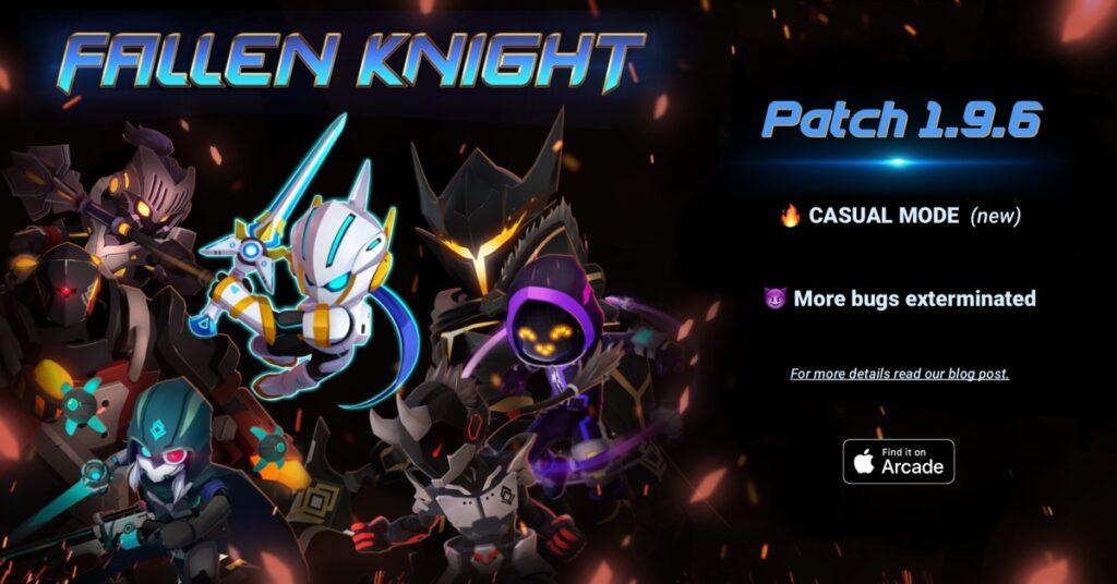 Fallen Knight Casual Mode
