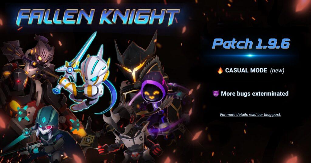 Fallen Knight 1.9.6