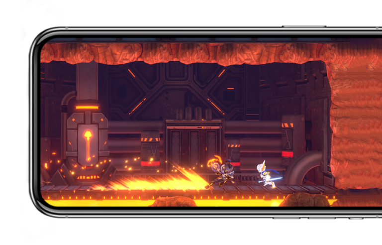 Fallen Knight screenshot 2