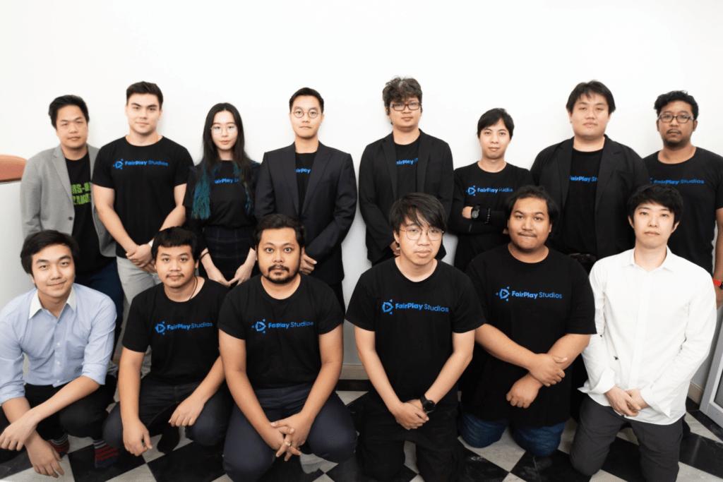 FairPlay Studios team photo